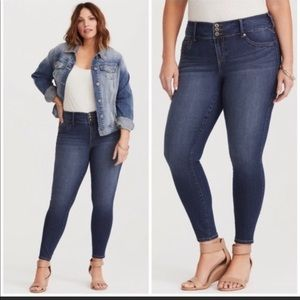 Torrid Jean Jeggings